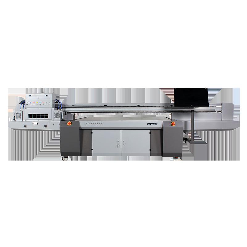 UF-T2513東芝8噴頭平台式UV數位噴墨印刷機