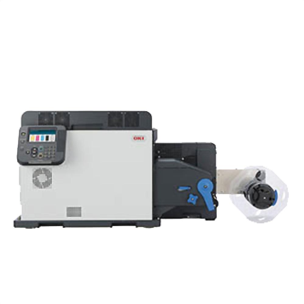 OKI彩色碳粉LED標籤印表機 Pro1050/Prp1040專業彩色標籤印表機