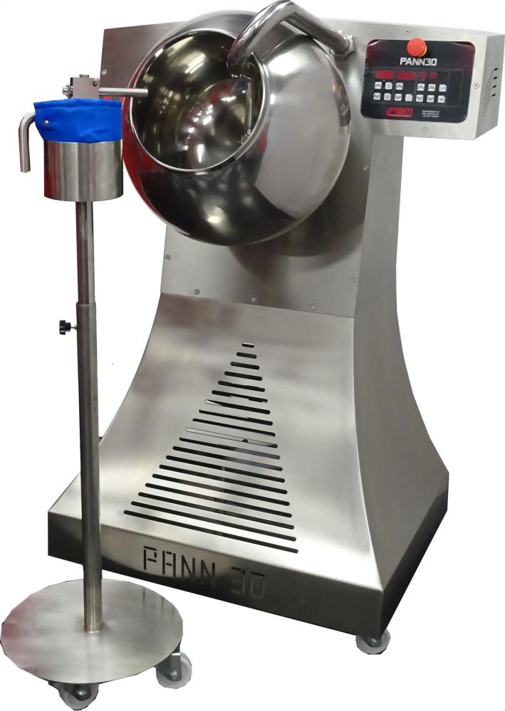 Chocolate Bowl Coating Machine-PANN30