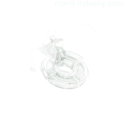 "Echo foot, clear plastic 1/2"", MA-ECHO-1/2"