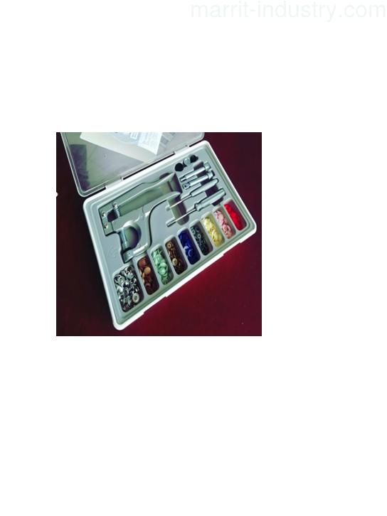 Snap Fastener Pliers Kit
