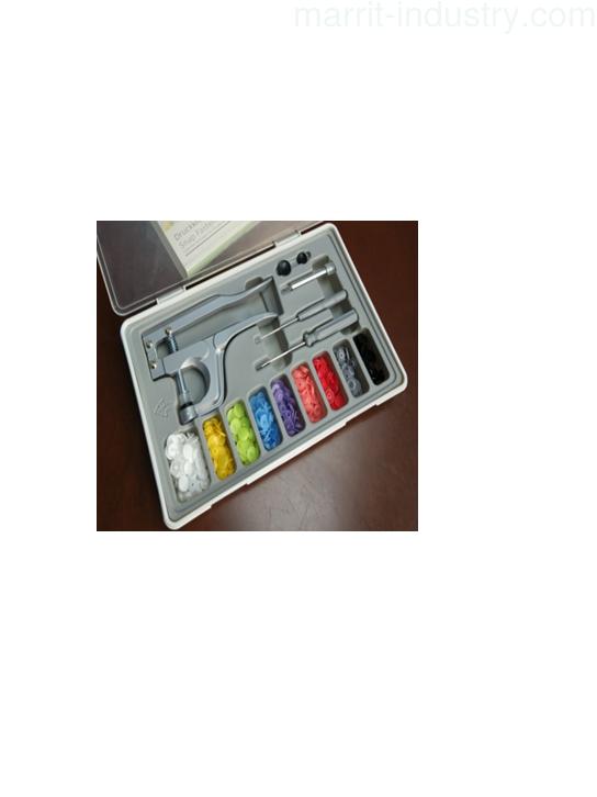 Snap Fastener Pliers Kit, A200-2038.06