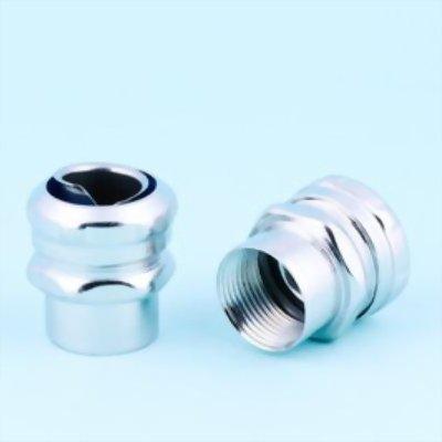 不銹鋼防水內牙管接