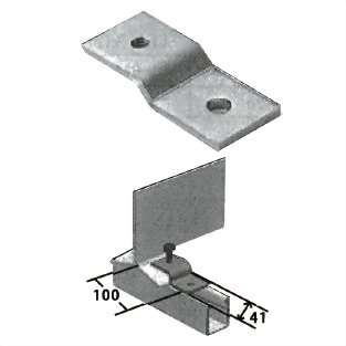 平鐵板C410