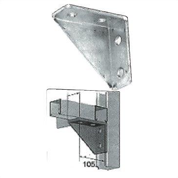 90度鐵板C418