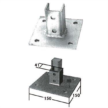 90度鐵板C423