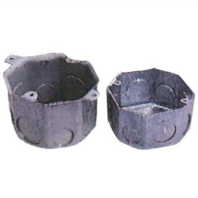 鐵製八角接線盒