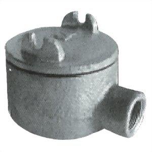 耐壓防爆圓型接線盒GA型
