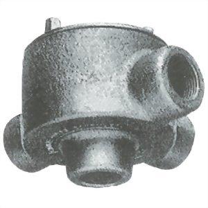 耐壓防爆圓型接線盒GW型
