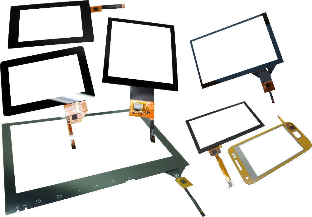 投影型静電容量方式タッチスクリーン(PCAP)1