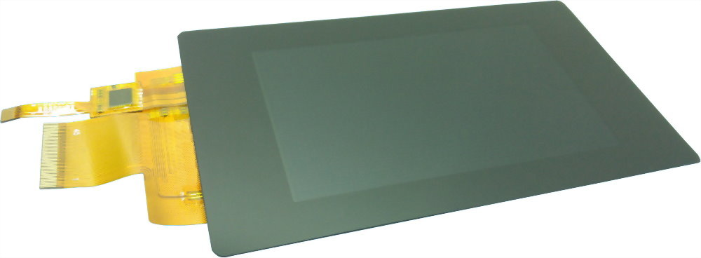 投射電容式觸控面板 2