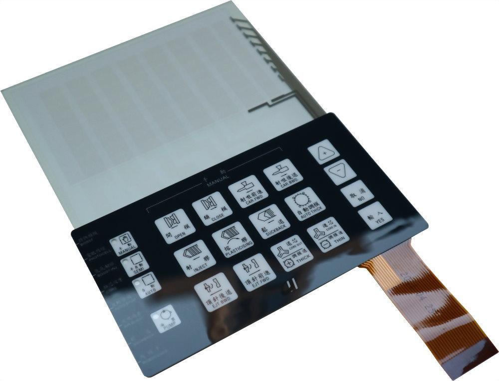 抵抗膜方式(アナログ)タッチパネル/マトリックス(デジタル)タッチパネル 3