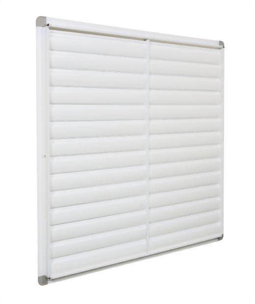 氣動PVC百葉窗