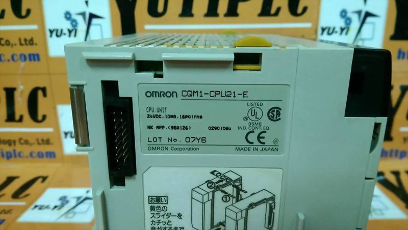 1PCS NEW OMRON INPUT MODULE CQM1-CPU41-E