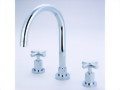 Two Handle Lavatory Widespread Faucet
