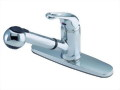 Single Handle Kitchen Pull-out Faucet