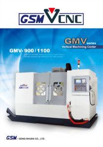 GMV-cnc milling taiwan