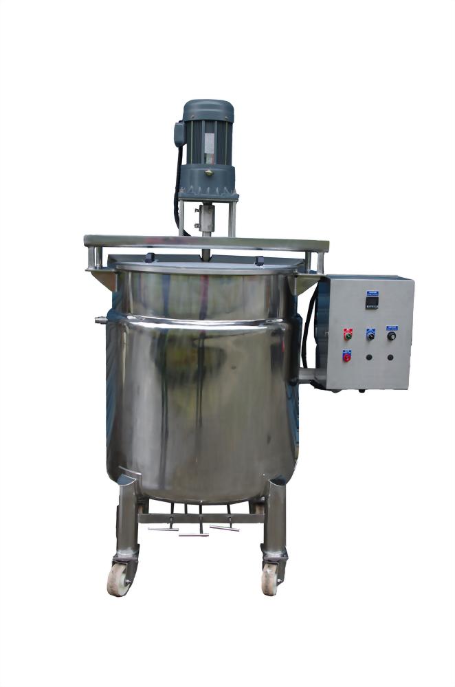 立式蒸氣攪拌機