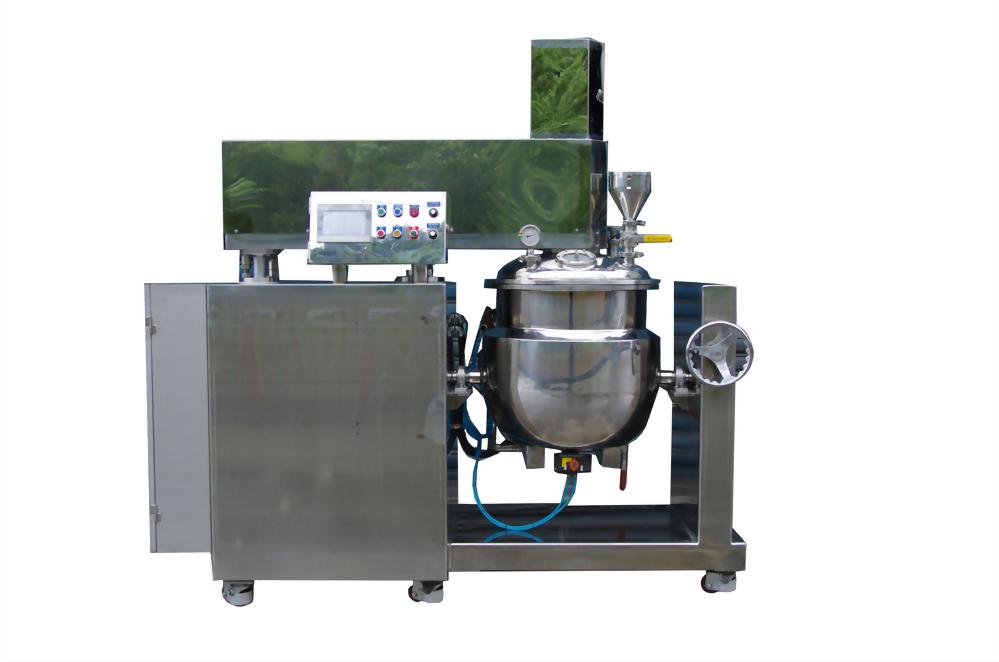 Emulsionante de vacío