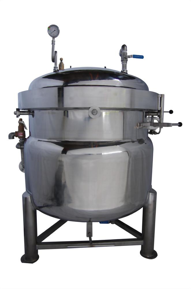 立式蒸氣壓力鍋