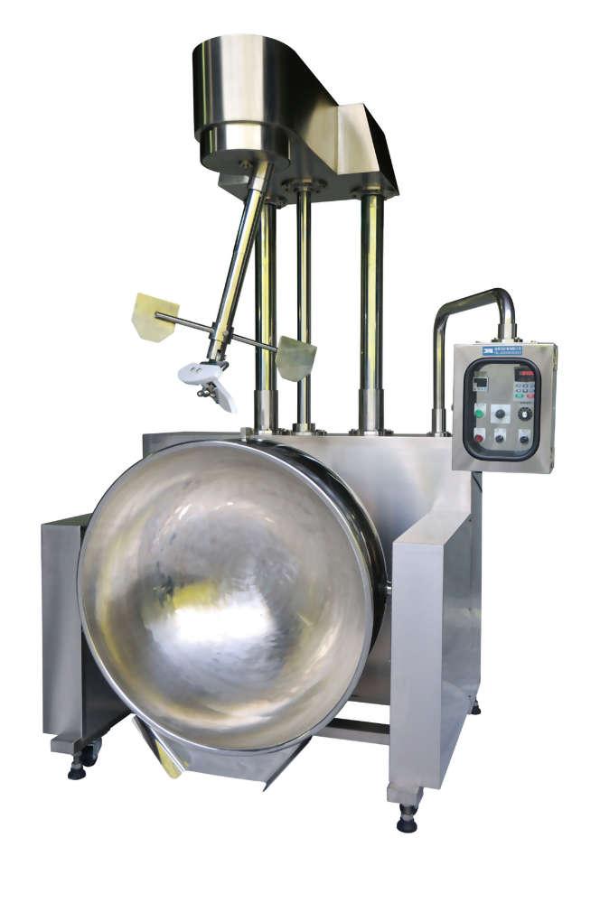 Mezclador de vapor automático
