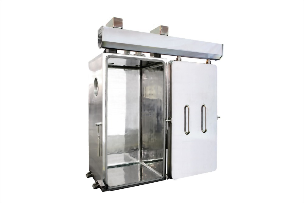 Máquina de enfriamiento rápido al vacío