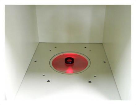 Máquina de medición de dimensiones de piezas de goma NCHI-60