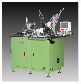 ATAS-20 / ATAS-40 / ATAS-60 Oil Seal Trimming & Spring Loading Machine