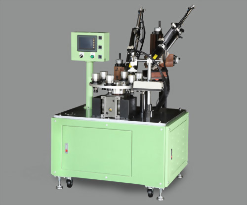 CRT-50-6-2 Rotary Type Rubber Parts Trimming Machine
