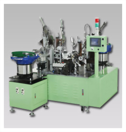 CRTA-50-6-2 Auto Rotary Type Rubber Parts Trimming Machine