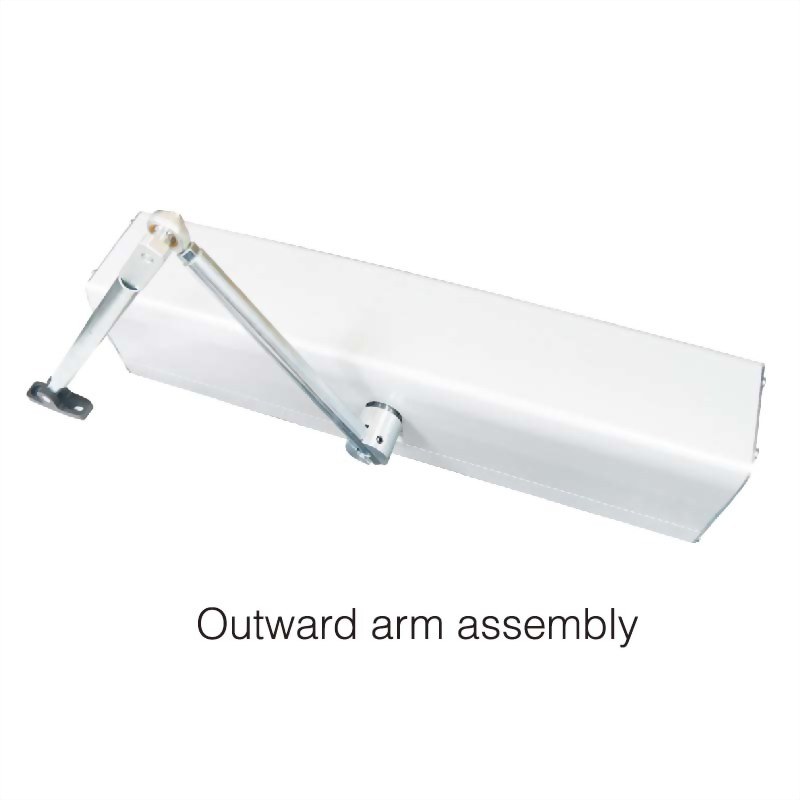 SQ-02 Automatic swing door (Inward/Outward)