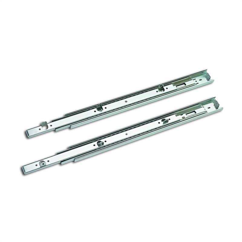 46 mm Bottom Full Extension Drawer Slide