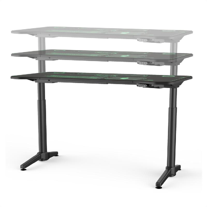 Smart Electric Height Adjustable Standing Desk