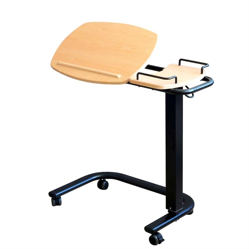 TBGS09 Pneumatic Height-Adjustable Overbed Table