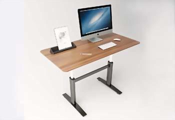 Adjustable Table Column