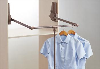 Wardrobe Fittings