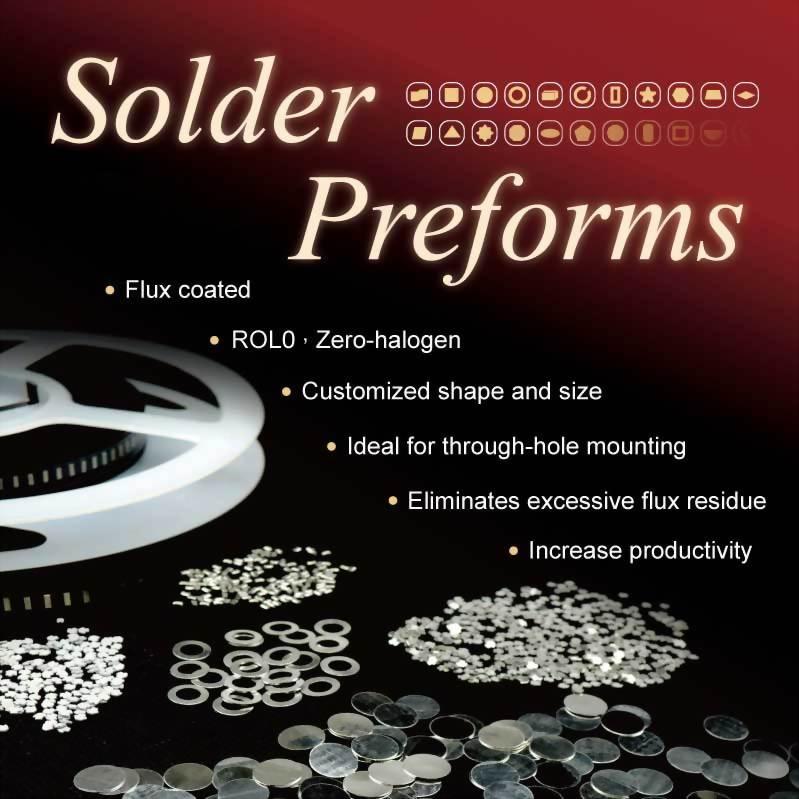 Solder Preform