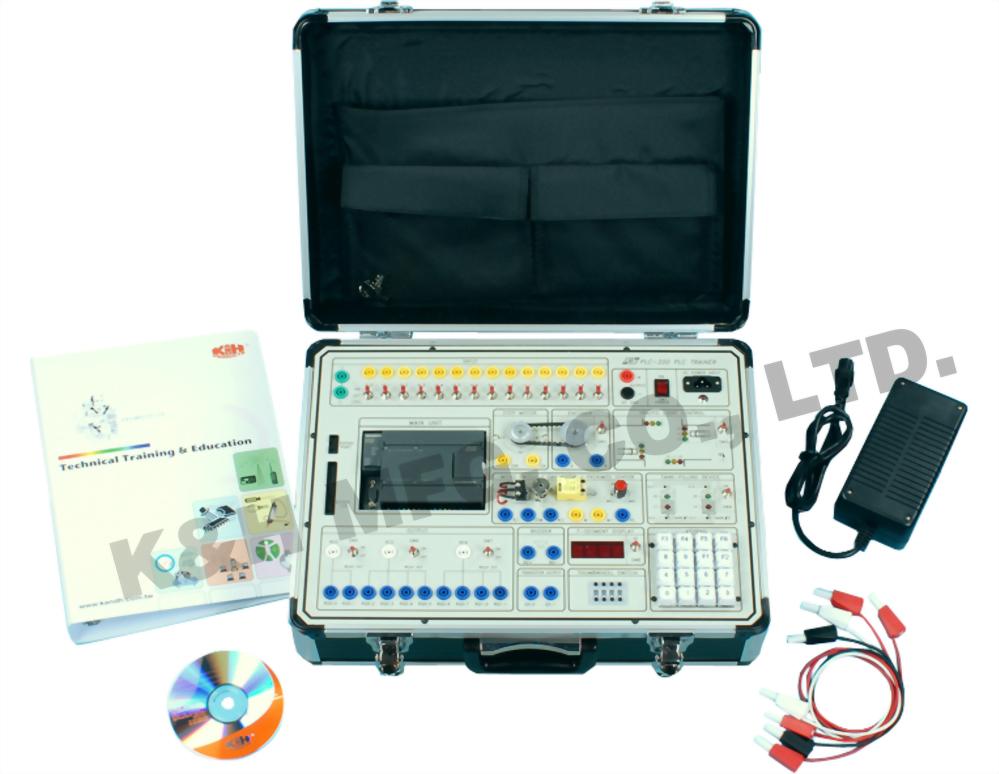 PLC-200 Entrenador de Controlador Lógico Programable (SIEMENS S7-200)