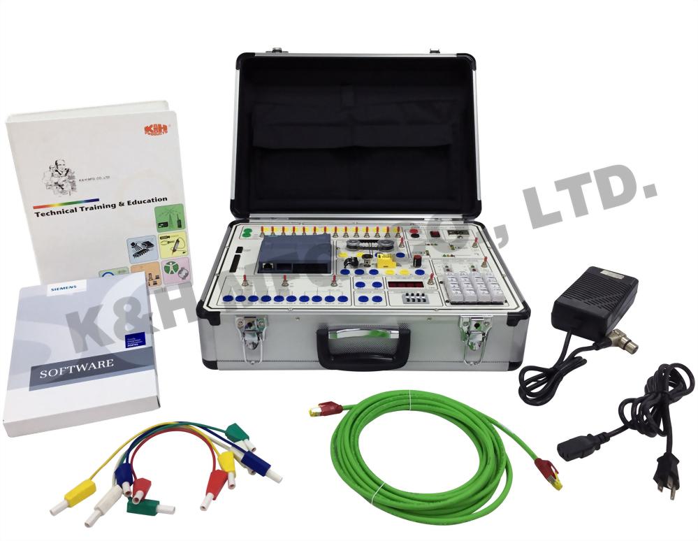PLC-220 Programmable Logic Controller (SIEMENS S7-1200) Trainer