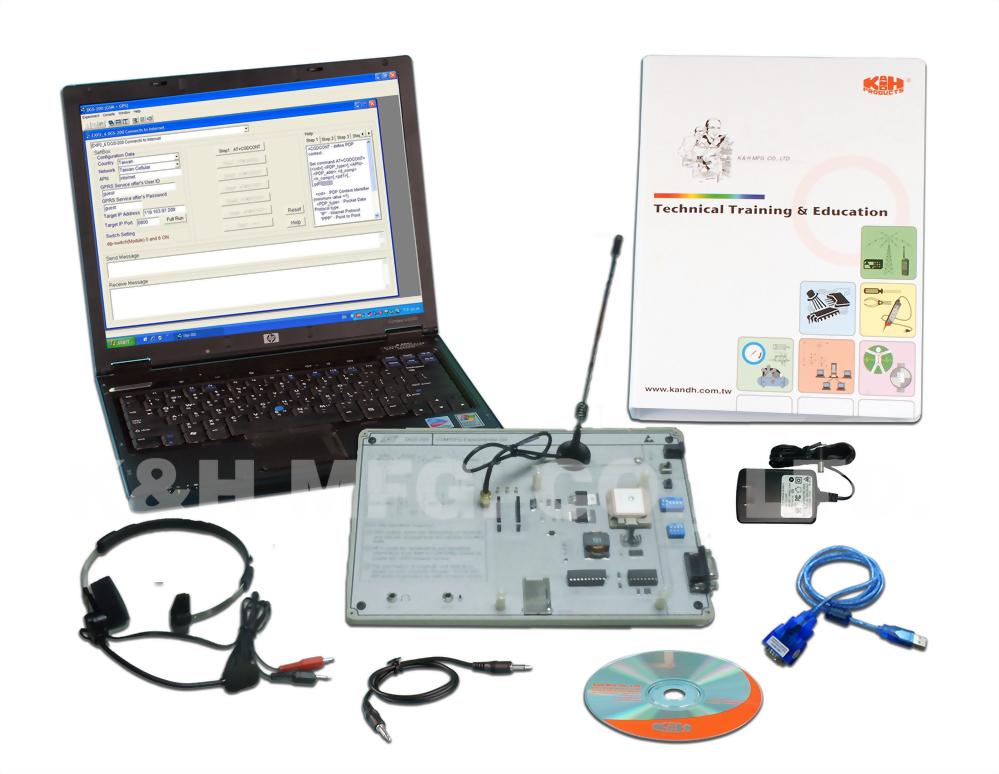 DGS-200 GSM / GPS Experimental Set