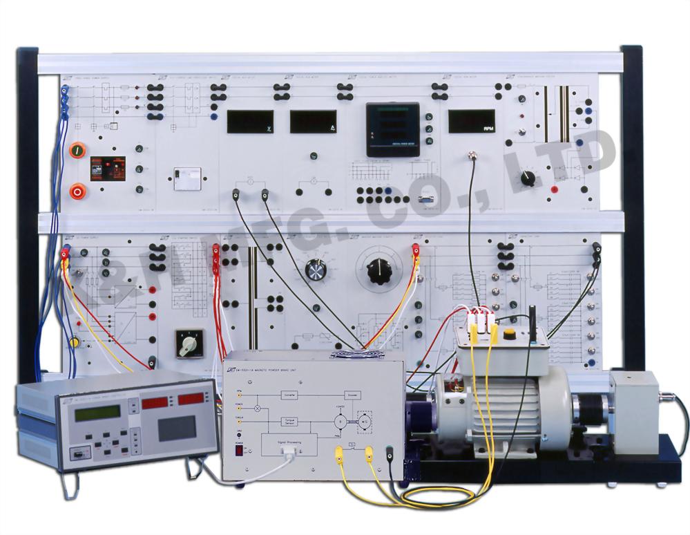 EM-3000 Electrical Machines System