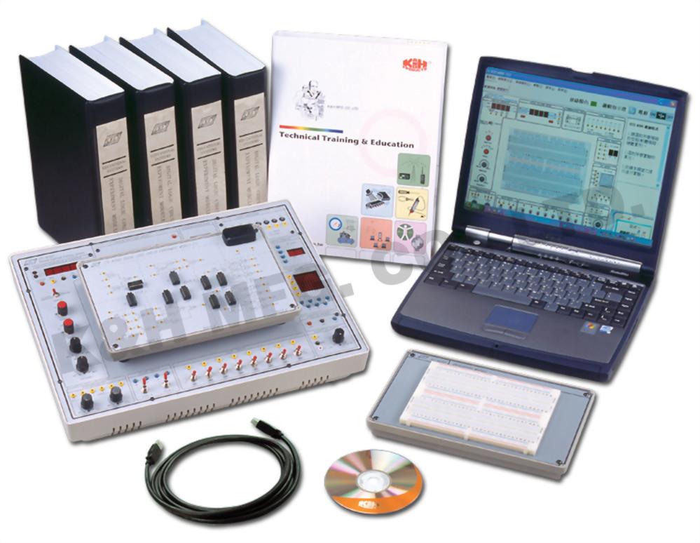 ETS-8000A Sistema de entrenamiento digital generalizado