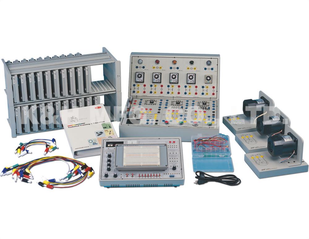 KL-210 Basic Electrical / Electronic Circuit Lab