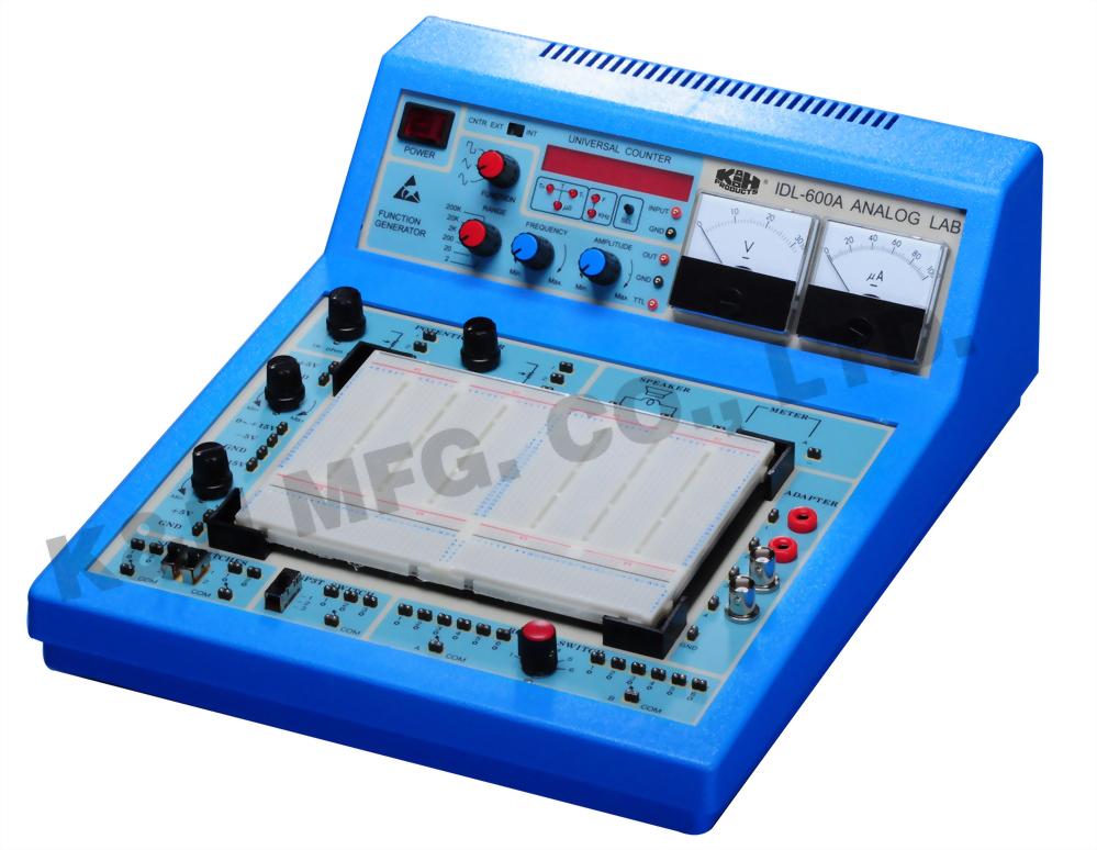 IDL-600A Analog Lab