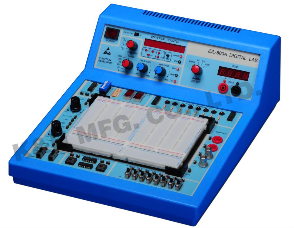IDL-800A Digital Lab
