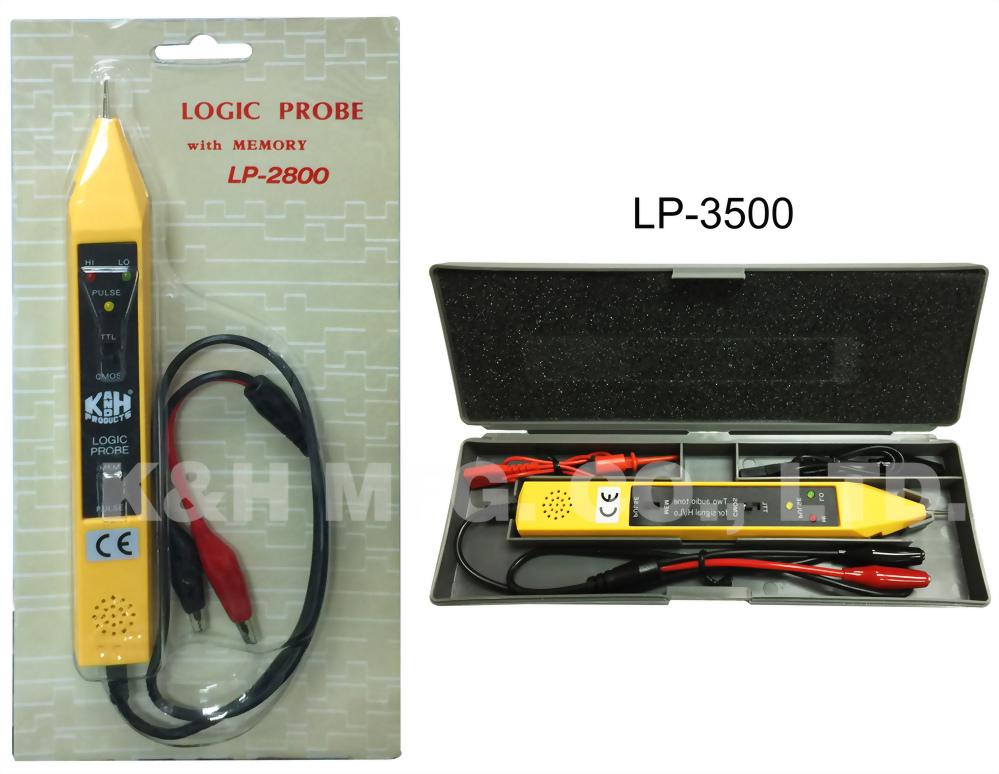 LP-2800/LP-3500 Logic Probe