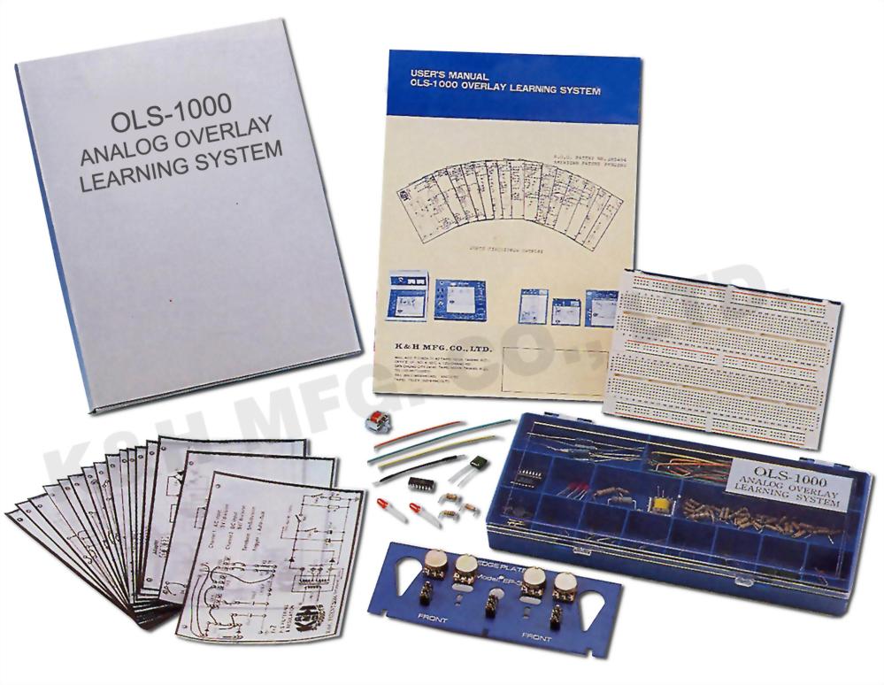 OLS-1000 Analog Overlay Learning System