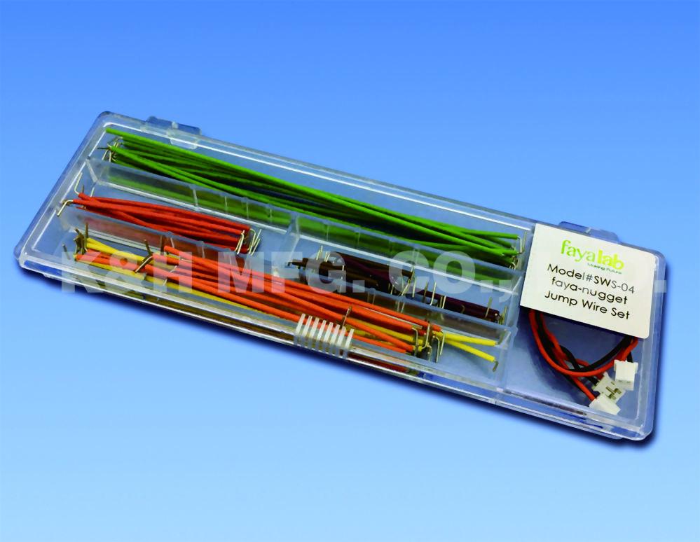Juego de Cables Pequeños Opcional con Paquete de Tablero Estándar de Prueba
