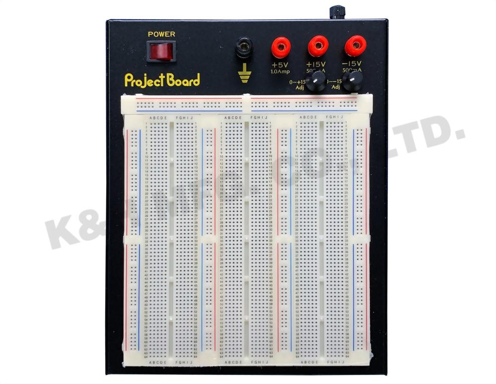 PP-272 Power Project Board / PBU-312 Circuit Lab