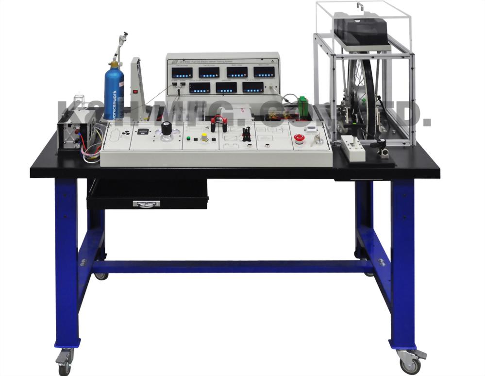 GFC-6100 Sistema de Capacitación del Vehículo Eléctrico de Célula de Combustible